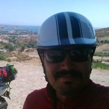 Ilyas Göksu, 36, Izmir, Turkey