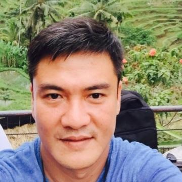 Addy, 40, Jakarta, Indonesia