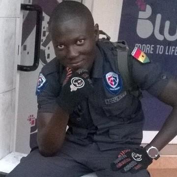 Annor-afrifa Evans, 26, Accra, Ghana