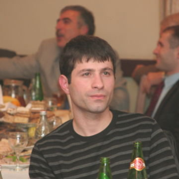 irakli, 38, Tbilisi, Georgia