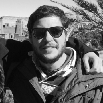 Josito Sanchez Nieto, 32, Salamanca, Spain