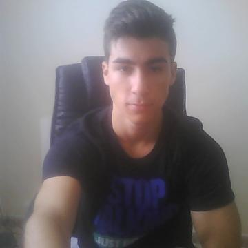 Danny Figueredo, 21, Tarragona, Spain
