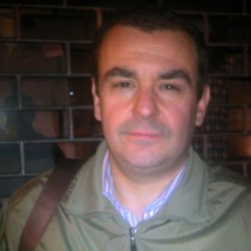 Mario Cassa, 46, Foggia, Italy