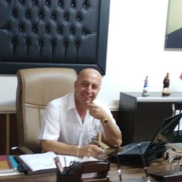 İbrahim Gökdere, 45, Izmir, Turkey