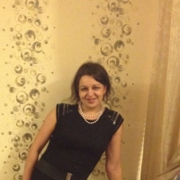 Irina Slesarchuck, 40, Saint Petersburg, Russia
