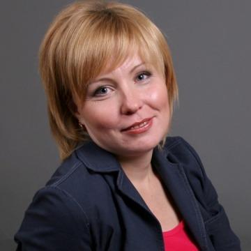 Anna, 41, Perm, Russia