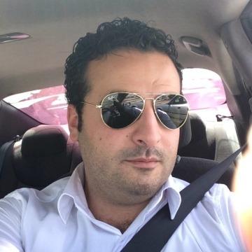 Abdallah Alsreheen, 31, Amman, Jordan