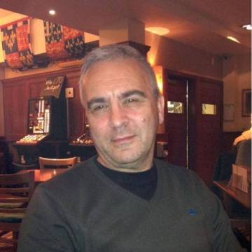 George, 51, Gloucester, United Kingdom