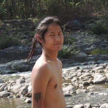 Mugha Katty, 29, Kohima, India