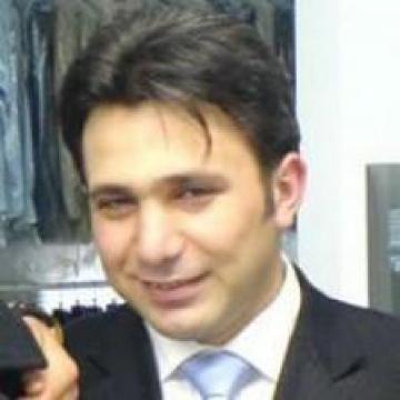 Mehmet Can, 38, Istanbul, Turkey