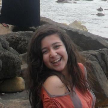 Ghofran Mediouni , 21, Tunis, Tunisia