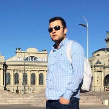 Yücel Özbay, 28, Istanbul, Turkey