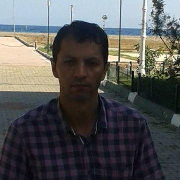 Mustafa Göker, 40, Izmir, Turkey