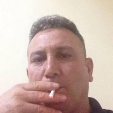Veysel Karşıyaka, 38, Izmir, Turkey