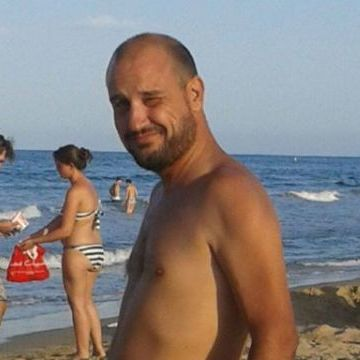 Francisco Sanchiz Barbera, 43, Alicante, Spain