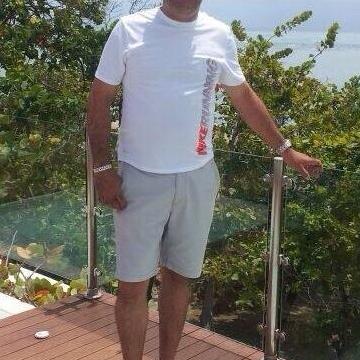 Jose Manuel Moreno, 48, Santiago, Dominican Republic