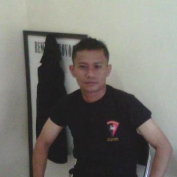 Tommy Nambelazz, 32, Bandung, Indonesia