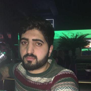 Sinan, 23, Berlin, Germany