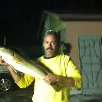 Eugenio Maure, 46, Orlando, United States