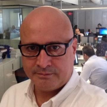 Serdar Tavus, 48, Istanbul, Turkey