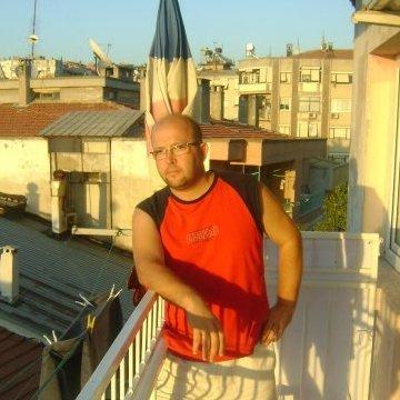 Serkan Içigen, 42, Izmir, Turkey