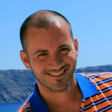 Antonis Papatsaras, 34, Heraklion, Greece