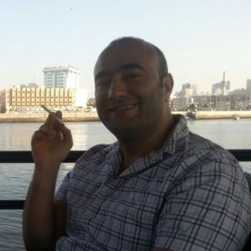 Tareq, 33, Jeddah, Saudi Arabia