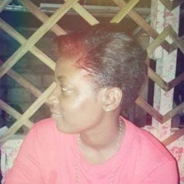 Logan Carmen Bank's, 23, Libreville, Gabon