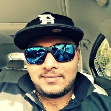 Suresh Herath, 30, Abu Dhabi, United Arab Emirates