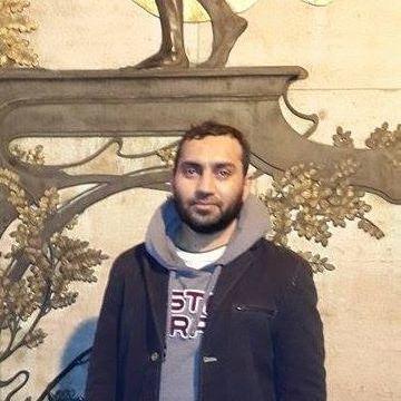 Waseem Ahmad, 42, Bruxelles, Belgium