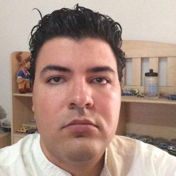 Pablo Garza, 27, San Luis Potosi, Mexico