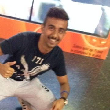 Hameed, 25, Abu Dhabi, United Arab Emirates