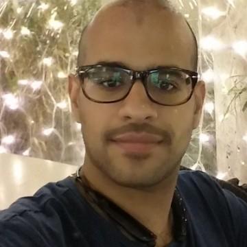 Yazeed Abdulaziz, 30, Jeddah, Saudi Arabia
