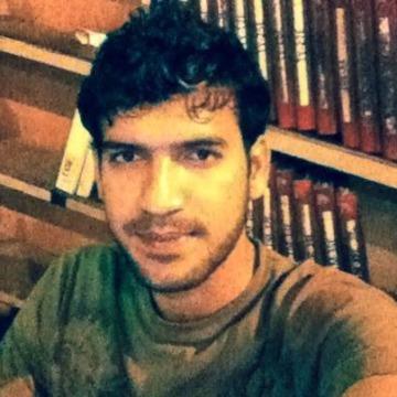 Hajji Azaan, 28, Jeddah, Saudi Arabia