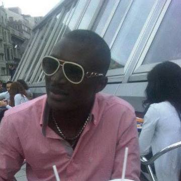 Chibuzo Nwafor, 39, Candir, Turkey