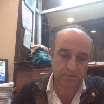 Erhan Yıldırımoglu, 50, Istanbul, Turkey