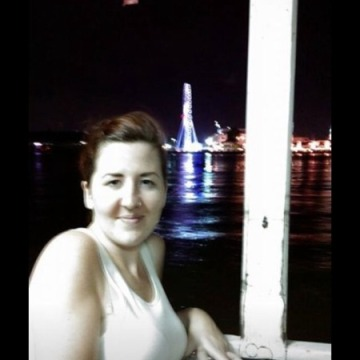 Tamsin Millward, 27, Pattaya, Thailand