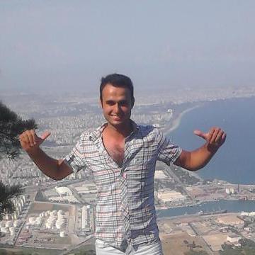 İskender, 30, Antalya, Turkey