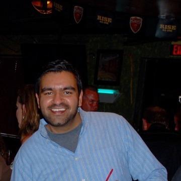 Mehul Chaudhari, 27, Phoenix, United States