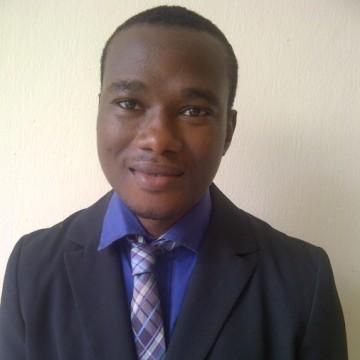 Oluyemi Collins, 29, Lagos, Nigeria