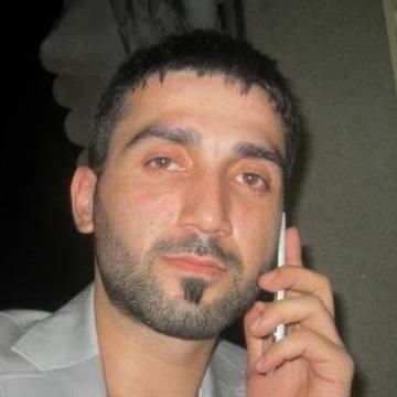 Gürkan Çam, 31, Safranbolu, Turkey