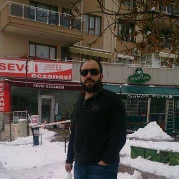 baran, 33, Antalya, Turkey