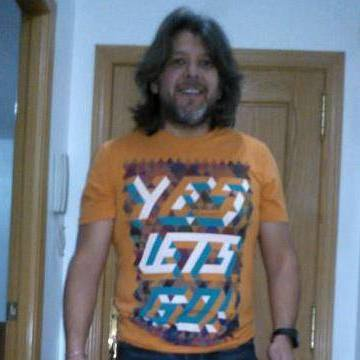Guillermo Raul Echegaray, 46, Liverpool, United Kingdom