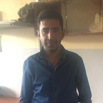 Sinan Bulmuş, 29, Ankara, Turkey