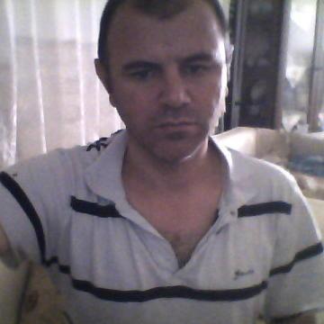Fatih Cicek, 41, Istanbul, Turkey