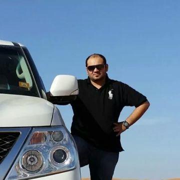 The Hunter, 31, Dubai, United Arab Emirates