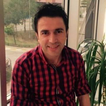 Akay Demir, 36, Istanbul, Turkey