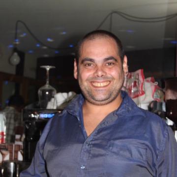 Andrea Garro, 38, Sesto Calende, Italy