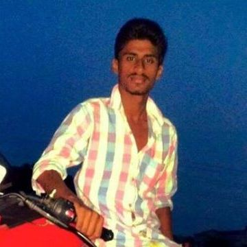 sailoukic, 20, Ongole, India