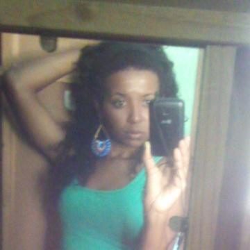 Carina Ferreira, 29, Betim, Brazil